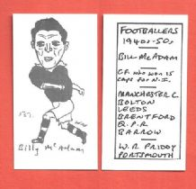 Manchester City Billy McAdam 551